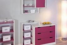 Mathilde-musen / Ideer til Mathildes nye værelse