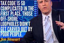 I love Jon Stewart! / by Bridget Turner