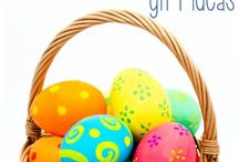 Easter Ideas / Recipes, decor, and basket ideas for Easter.