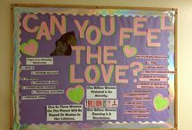 Dating Violence Bulletin Boards