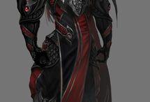Warrior Design /  (Armor,Weapons..) Ideas