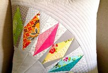 Not just quilts / quilted items that aren't just quilts / by Blondee Spence