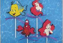 Little Mermaid Party / by Judy Zamora