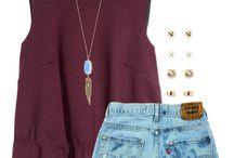 ubrania do szycia bluzka