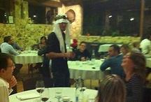 Sopar i riures: Monòleg Setembre 12 / by Restaurante Ca la Maria