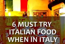 Must Try Food In... (Food and Travel)