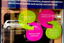 Healthwatch Office Window Graphics