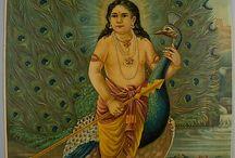 India Calendar prints