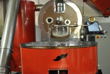 Fresh Roasted Coffee / We roast our own coffee on site. You can also purchase coffee beans by the pound.