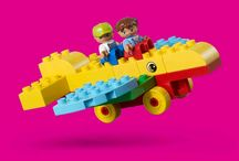 DUPLO og LEGO