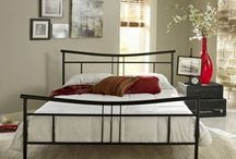 Modern Double Bed Frame