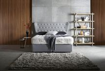 Somnus Beds and Mattresses / Pop upstairs in our Evesham showroom where you'll find the luxury range of beds and mattresses from Somnus - discover a sleepy and cosy world!