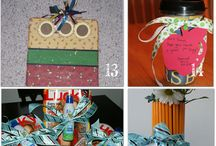 Gifts  / by Molly Insogna