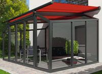 Awnings / Patio Awnings installed by Access Awnings from Markilux. Automatic and Manual Awnings, Terrace Awnings and Window Shading.