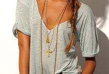Multi Chain Necklaces make any outfit !