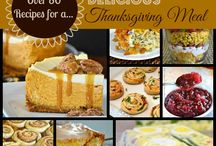thankgiving meal ideas / by Norma Chabrouillaud