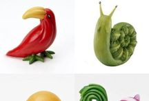 dekoracyjne potrawy