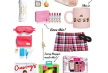 [bloggers] gift ideas / all the best blogger gift guides and ideas