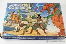 Kuronons - D&D Jigsaw Puzzles - Dalmau Carles Pla