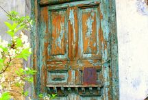 Doorways  / by Kelly Littlefield Boren