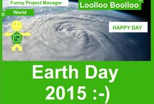 Loolloo Boolloo Earth Day