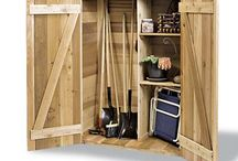 Toolshed ideas