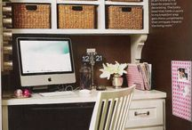 Home Office Inspiration / by Kara Swofford