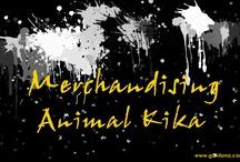 ANIMAL KIKA {Merchandising} / SHOP
