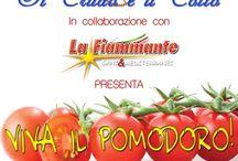 """VIVA IL POMODORO / Raccolta ricette del contest """"VIVA IL POMODORO"""" del blog """"Il Crudo e il Cotto"""" in collaborazione con """"LA FIAMMANTE"""""""