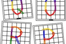 Geoboards / by Dot To Dot Child Care