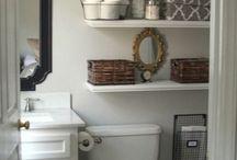 Bathroom Ideas / by Amalia GB