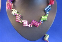 Crafts / Handmade colourfull necklace