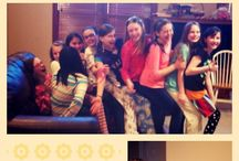 Tween bday parties