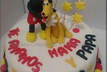 Tortas Mickey