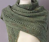 Shawl and scarf