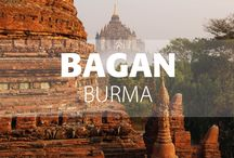 Bagan, Burma / Bagan is to Burma what Angkor is to Cambodia: the heartland of the nation's most glorious civilisation, and an incredible repository of archaeological wonders.