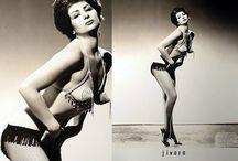 pinup & burlesque  / by Barbara Mizer