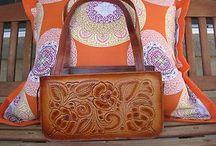 Handbags, Purses, Etc... / by Yvette Ormsby  Torres