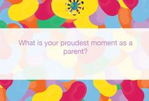 Customer Questions / A selection of questions we have for Bean Bag parents!