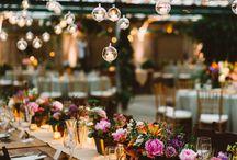 Anna se troue / Weddings = Decor, Style, Colours