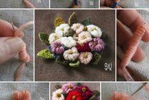프랑스꽃자수