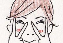 顔のエクササイズ
