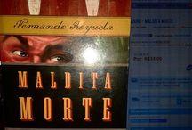 Livro Maldita Morte - Romance de Fernando Royuela / Livro Maldita Morte - Romance de Fernando Royuela. Nas livrarias R$35 no Sebo do Lanati R$24.90 Novo.