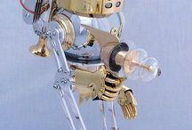 Ламповые роботы