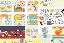 Bess Harding / Lemonade Illustration Agency / Bess Harding is represented worldwide by Lemonade Illustration Agency. Lemonade is multi-disciplined Artist Agency representing over 125 leading illustrators. This is just a small selection of images from the illustrator's portfolio.