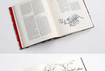 traditional book design