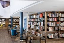 The Storyhouse, Chester / Storyhouse, Chester's new £37m theatre, cinema and library. Design, furnishings and FF&E by Demco Interiors demcointeriors.co.uk