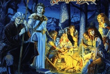 Dragonlance, Forgotten Realms and D&D / Pathfinder