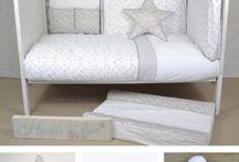 Bebes: Ropa de cama y otras decoraciones
