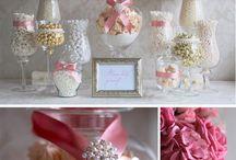 Wedding Sweet/Candy Buffets